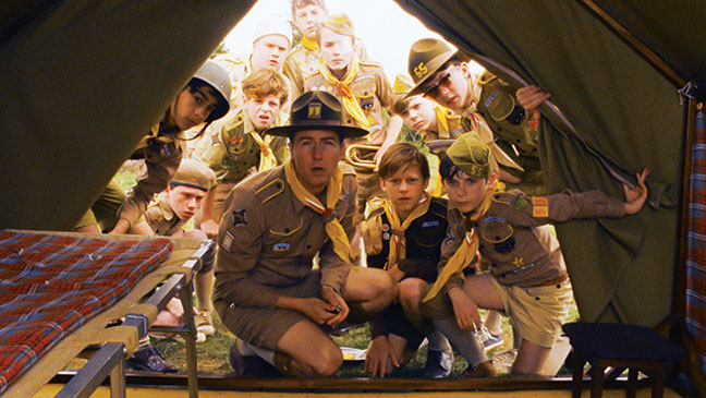 "QUIRKY FARE: ""Moonrise Kingdom"""