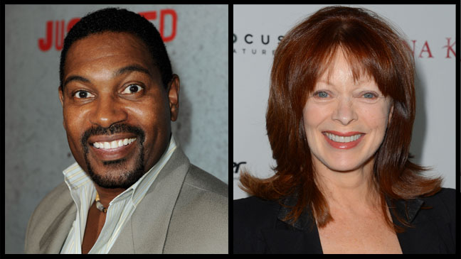 Mykelti Williamson Frances Fisher - H 2012