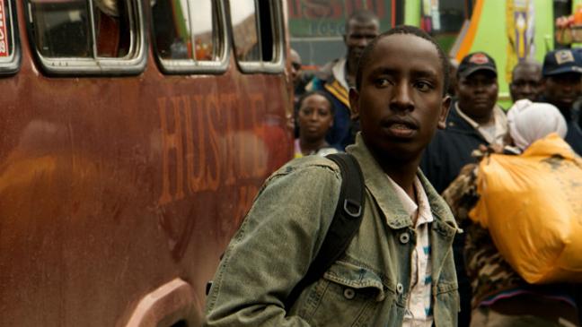 Nairobi Half Life - film still