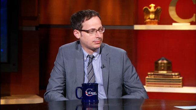 Nate Silver Colbert Report - H 2012