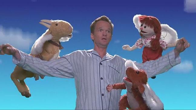 Neil Patrick Harris Puppet Dreams - H 2012