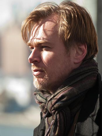 Christopher Nolan- The Dark Knight Rises -P 2012