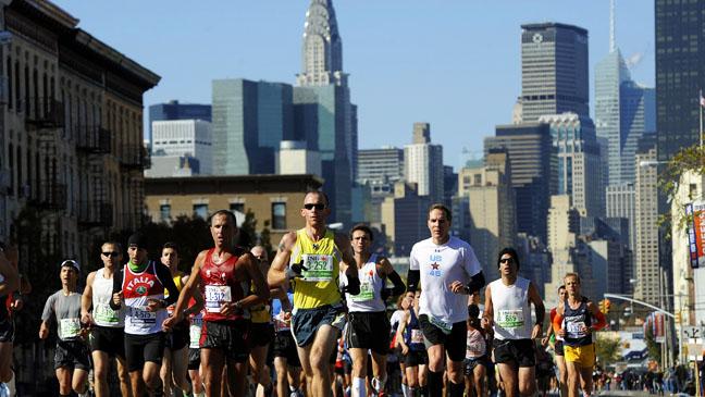 NYC Marathon - H 2011