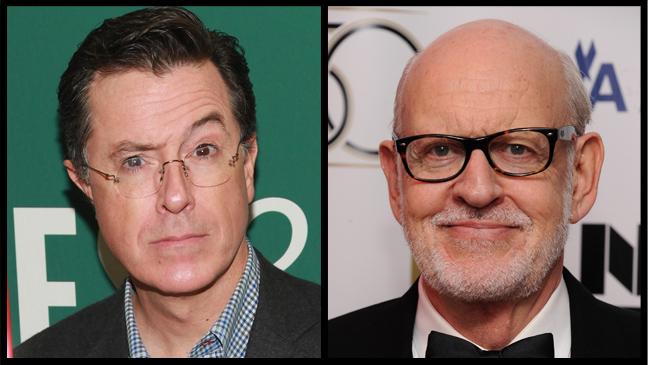 Stephen Colbert & Frank Oz Split - H 2012