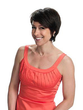 Paige Davis Hallmark Channel Home & Family Host - P 2012