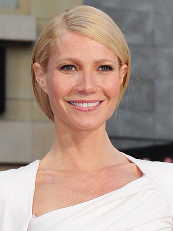 Gwyneth Paltrow's Minimalist Chic