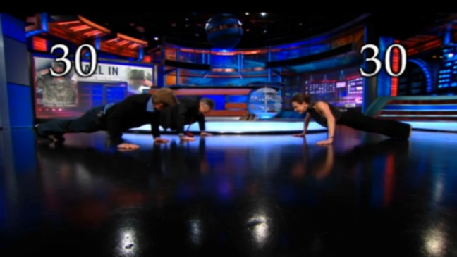 Paula Broadwell Daily Show - H 2012