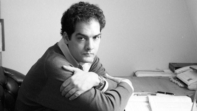 Author Philip Kerr Portrait - H 2012