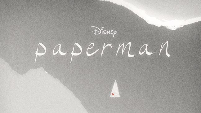'Paperman' Video Thumbnail - H 2012