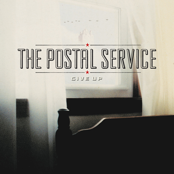 Postal Service Give Pp cd art P
