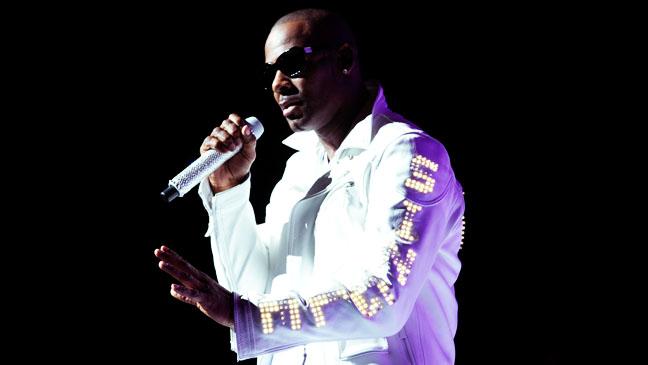R. Kelly Nokia Theater LA - H 2012