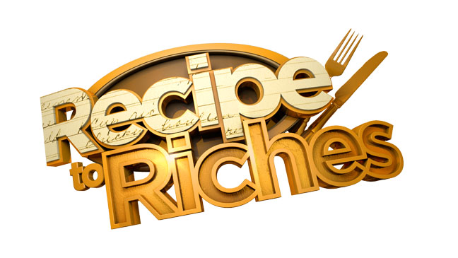 Recipe to Riches Logo - H 2012