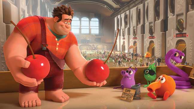 "CGI: ""Wreck-It Ralph"""