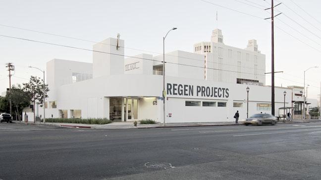 Regen Projects Gallery - H 2012