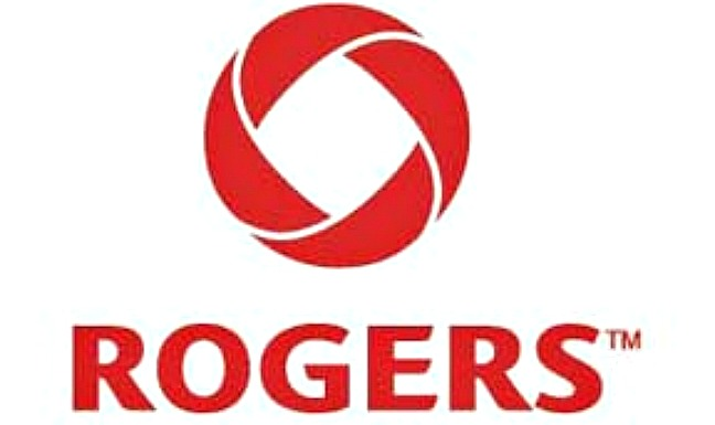Rogers logo - H 2012