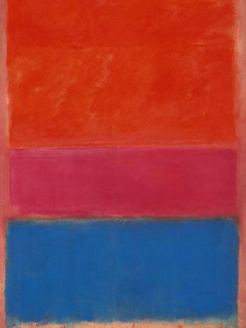 Rothko No. 1 Painting - P 2012