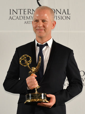 Ryan Murphy International Emmy Awards - P 2012