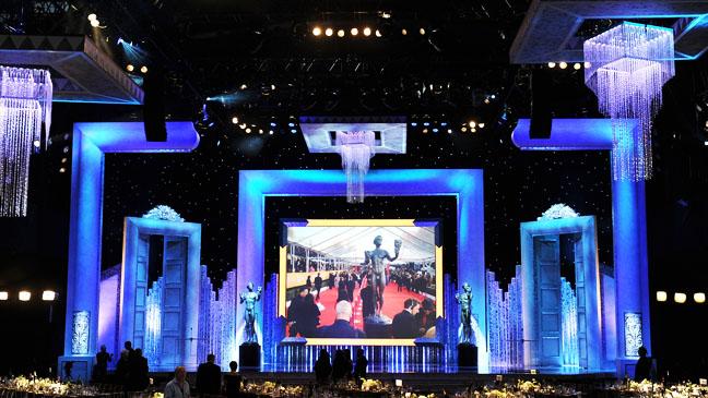 SAG Awards Interior - H 2012