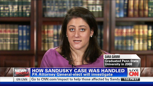 Sara Ganim Newsroom Screengrab - H 2012