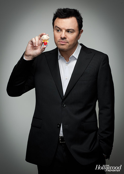2012-40 BKLOT Family Guy Seth MacFarlane P IPAD