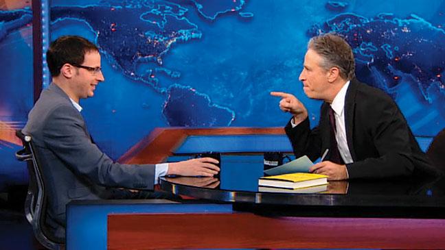 2012-41 REP Nate Silver John Stewart The Daily Show H