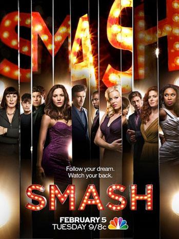 Smash Season 2 Poster Art - P 2012