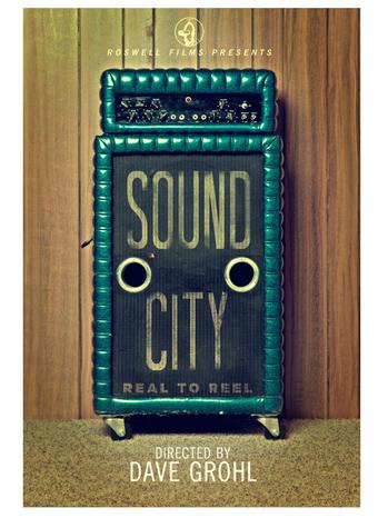 Sound City Poster art P