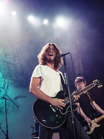 Soundgarden Fonda Theatre - P 2012