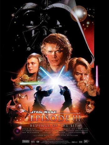 Star Wars Episode III Poster Art - P 2012