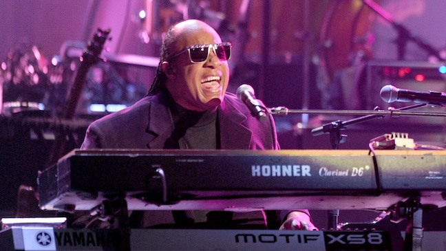 Stevie Wonder Tribute AMAs H 2012