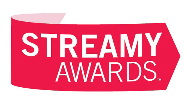 Streamy Awards Logo - H 2012