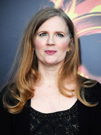 The Hunger Games Premiere Suzanne Collins - P 2012