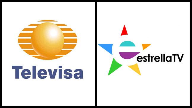 Televisa Estrella TV logo - H 2012