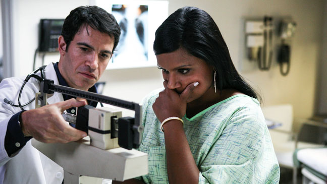 The Mindy Project Danny Castellano is my Gynecologist - H 2012