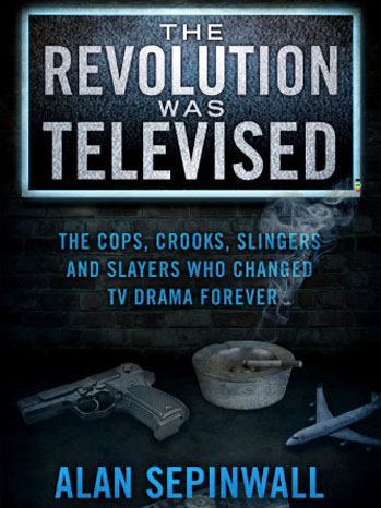 The Revolution Was Televised Book Cover - P 2012