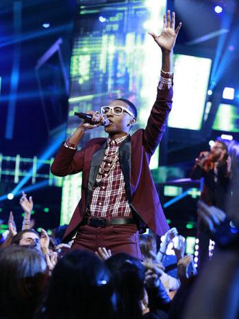 The Voice Live Show 317 - P 2012