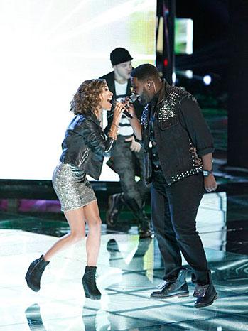 The Voice November 27th - P 2012