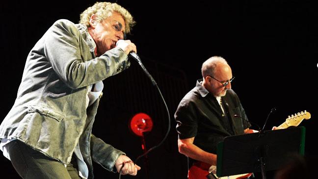 The Who Quadrophenia And More Tour - H 2012