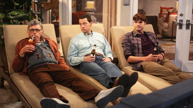 Three and a Half Men Episodic 11/15 - H 2012