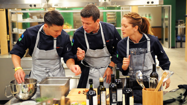 Top Chef: Seattle 11/14 - H 2012