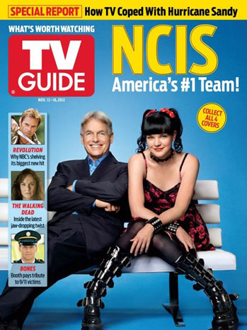 TV Guide Cover November 12 - P 2012