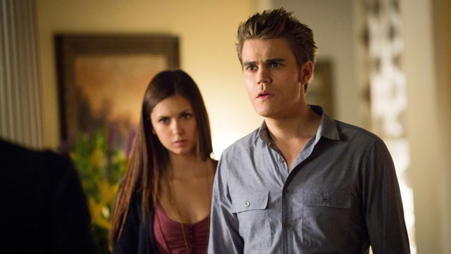 The Vampire Diaries The Killer Dobrev Wesley - H 2012