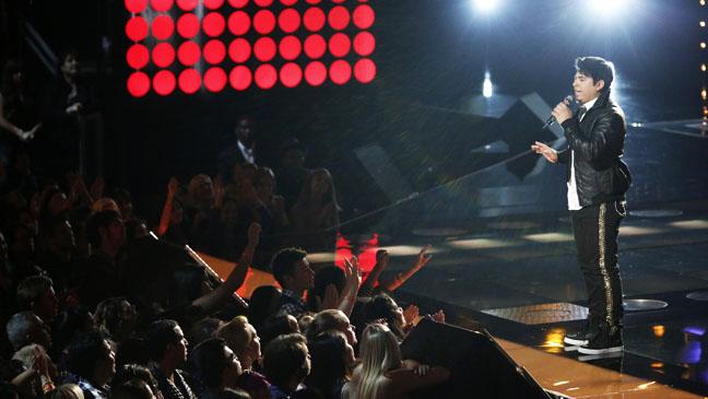 The Voice Julio Cesar Performing 11/5 - H 2012