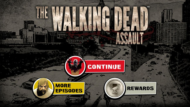 The Walking Dead Assault Page - H 2012