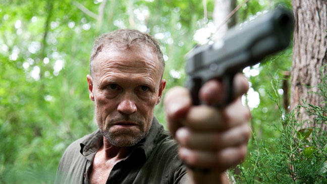 The Walking Dead 306 Episodic Merle Gun - H 2012