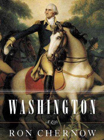 Washington: A Life Cover Ron Chernow - P 2012