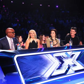 X Factor judges Elimination episode 1 P