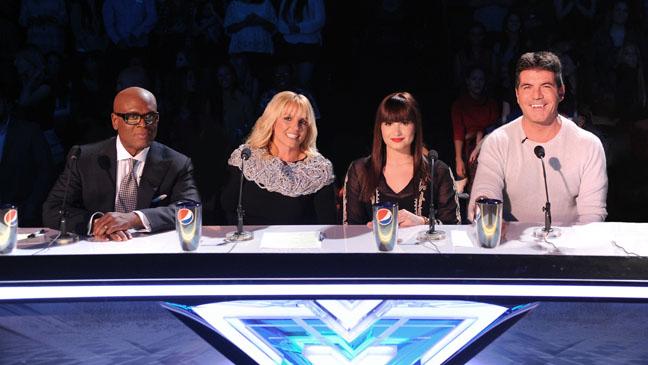 X-Factor Judges Halloween Costumes - H 2012