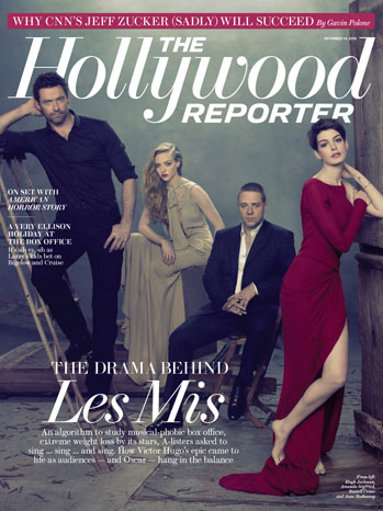 2012 Issue 44: 'Les Miserables'
