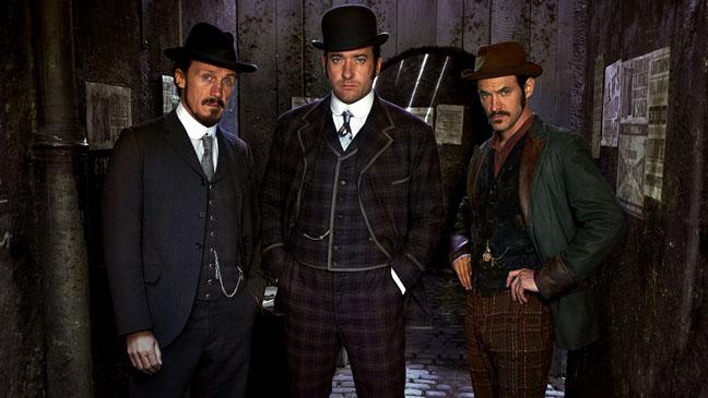 'Ripper Street' (BBC America)